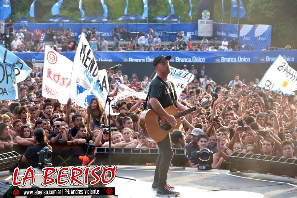 La Beriso presenta su nuevo disco en Rosario