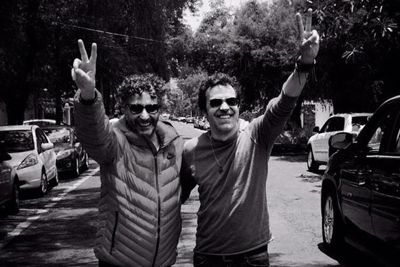 Fito Páez y Paulinho Moska lanzan «Locura total»