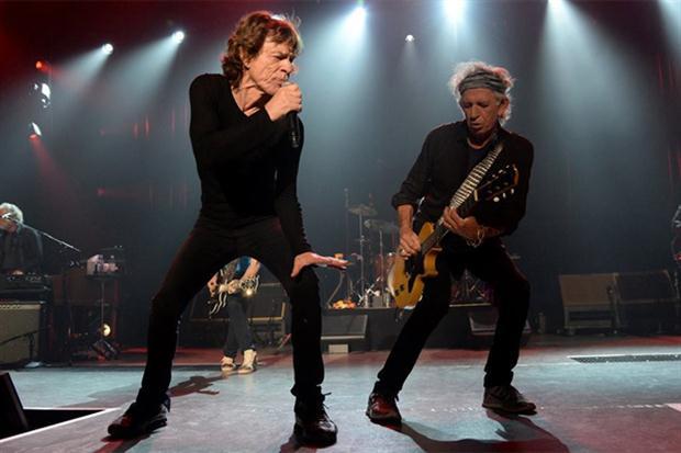 The Rolling Stones adelanta nuevos DVDs en vivo
