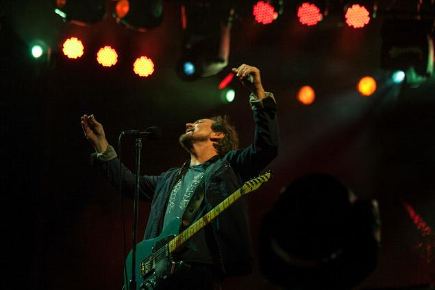 Pearl Jam: épica emocional en La Plata