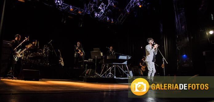 Fito y el repaso de «Giros»: Una música infinita