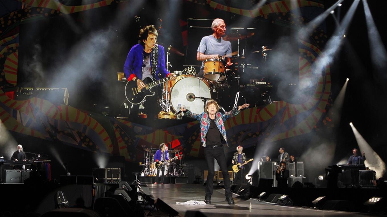 The Rolling Stones en la Argentina: cómo fue la lista de temas del segundo show en La Plata