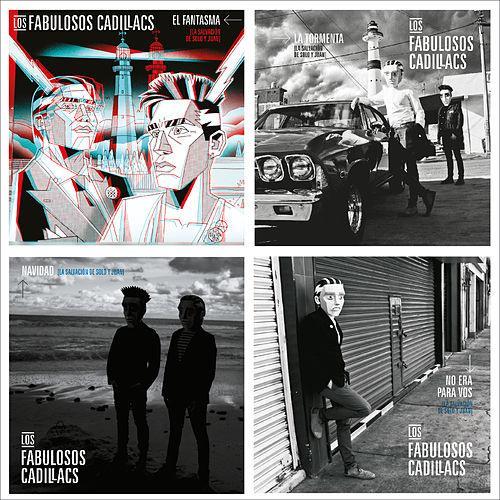 """Los Fabulosos Cadillacs adelantaron: """"La salvación de solo y Juan» (primer acto)"""