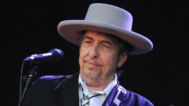 Bob Dylan ganó el Premio Nobel de Literatura 2016