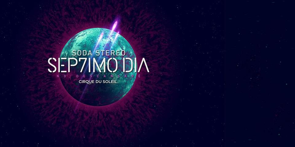 Soda Stereo presenta el simple de «Sép7imo Día»