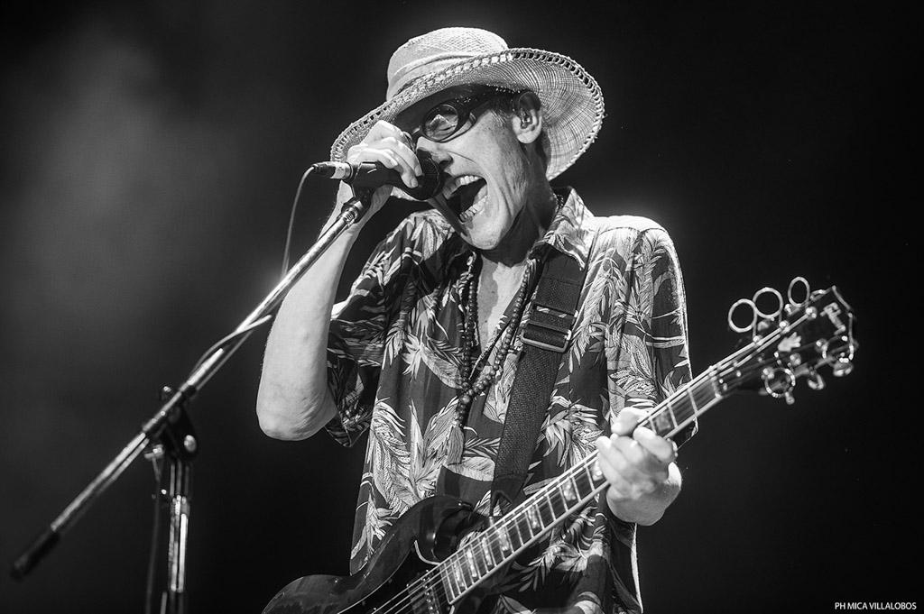 El festival Cosquín Rock 2017: Día número 2