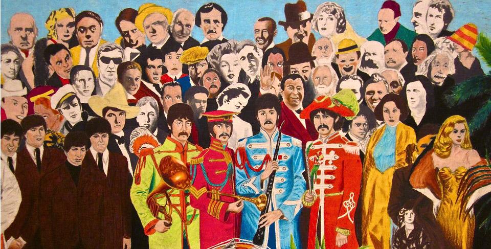 El 50 aniversario de The Beatles y «Sgt. Pepper's»