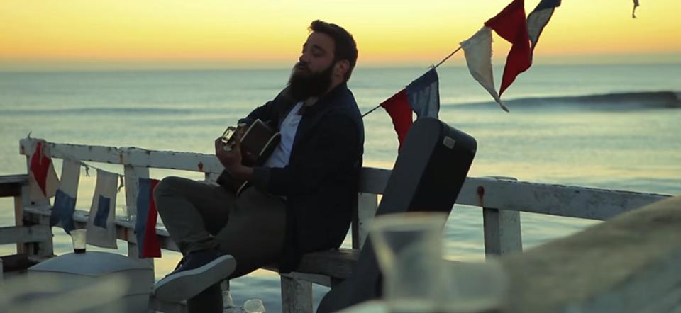 Mirá el nuevo video del Piti de Las Pastillas como solista