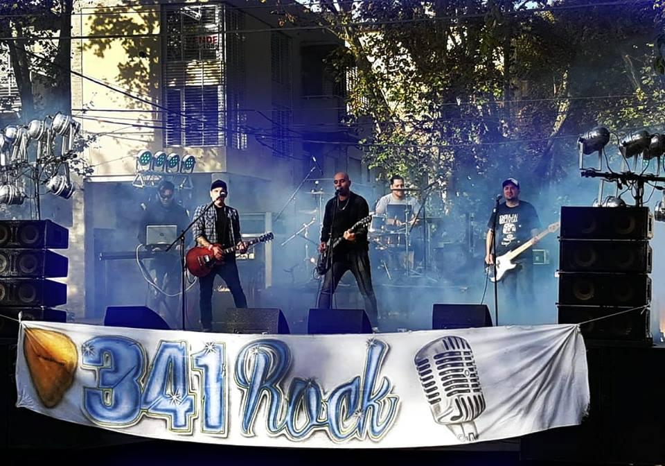 Festival 341 Rock en Rosario