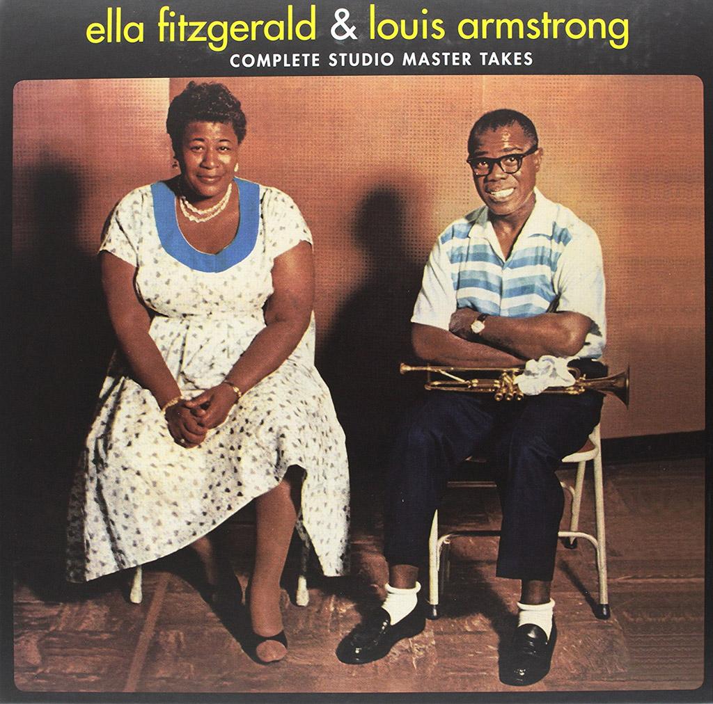 «Ella & Louis», Ella Fitzgerald y Louis Armstrong