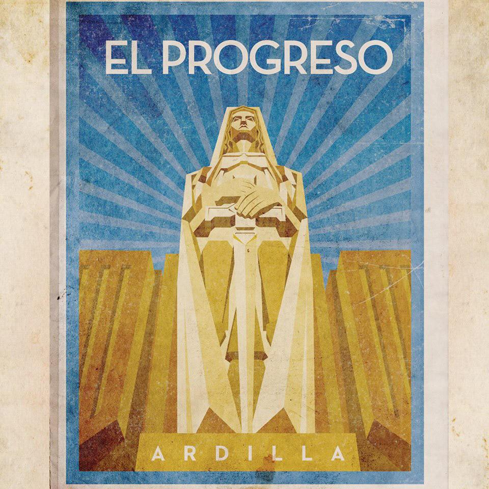 «El progreso», Ardilla