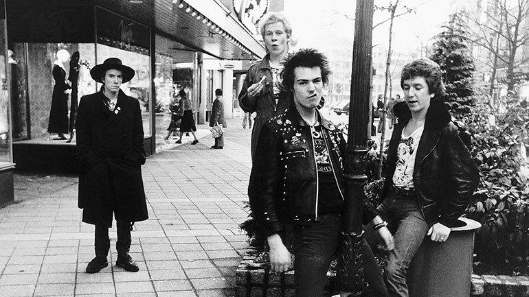 La fábrica del punk