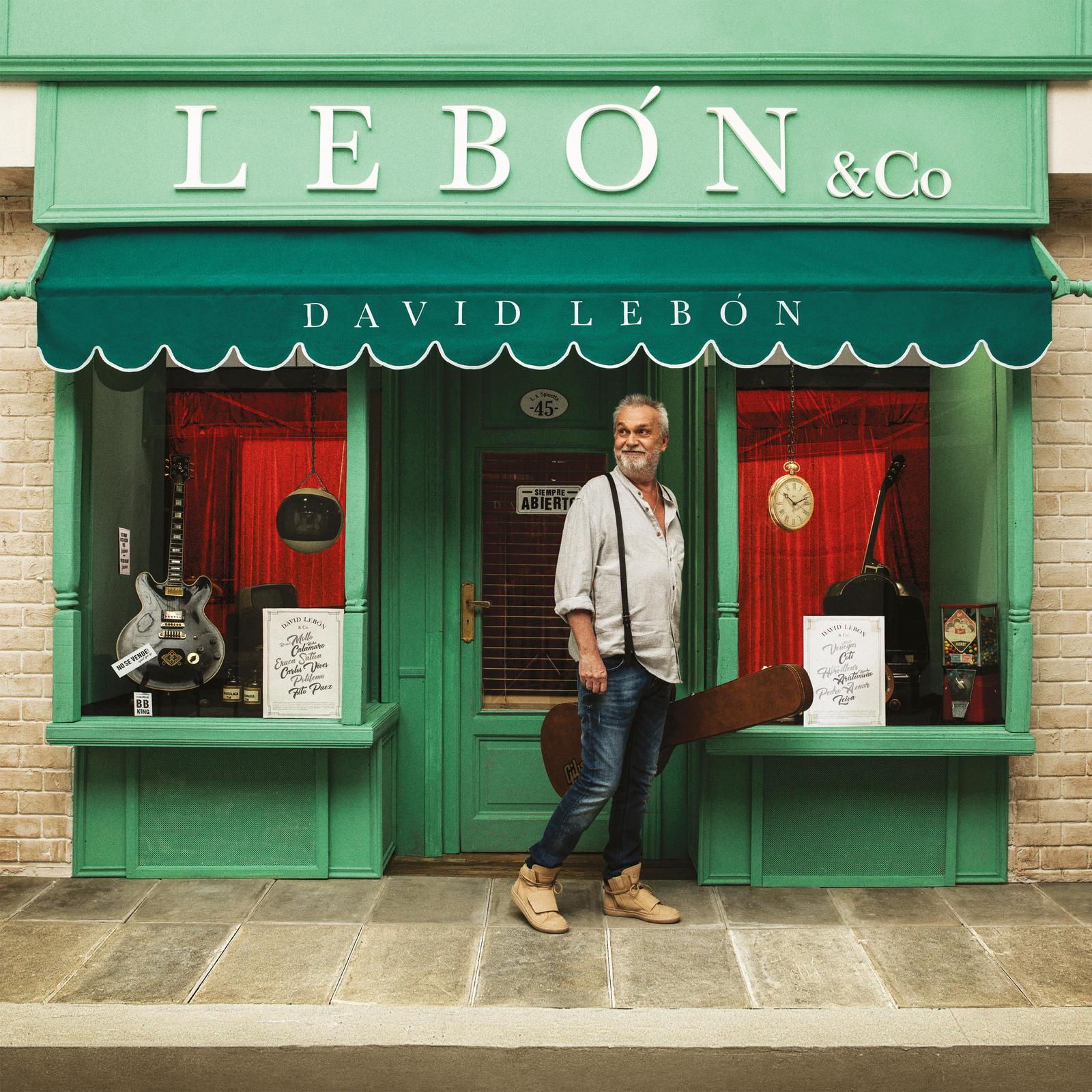 «Lebon & Co», David Lebon