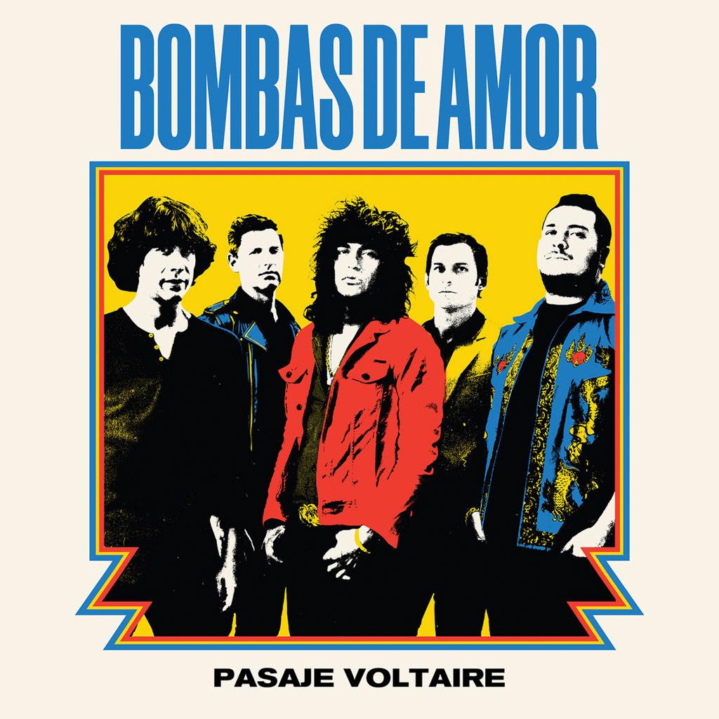 «Pasaje Voltaire», Bombas de amor
