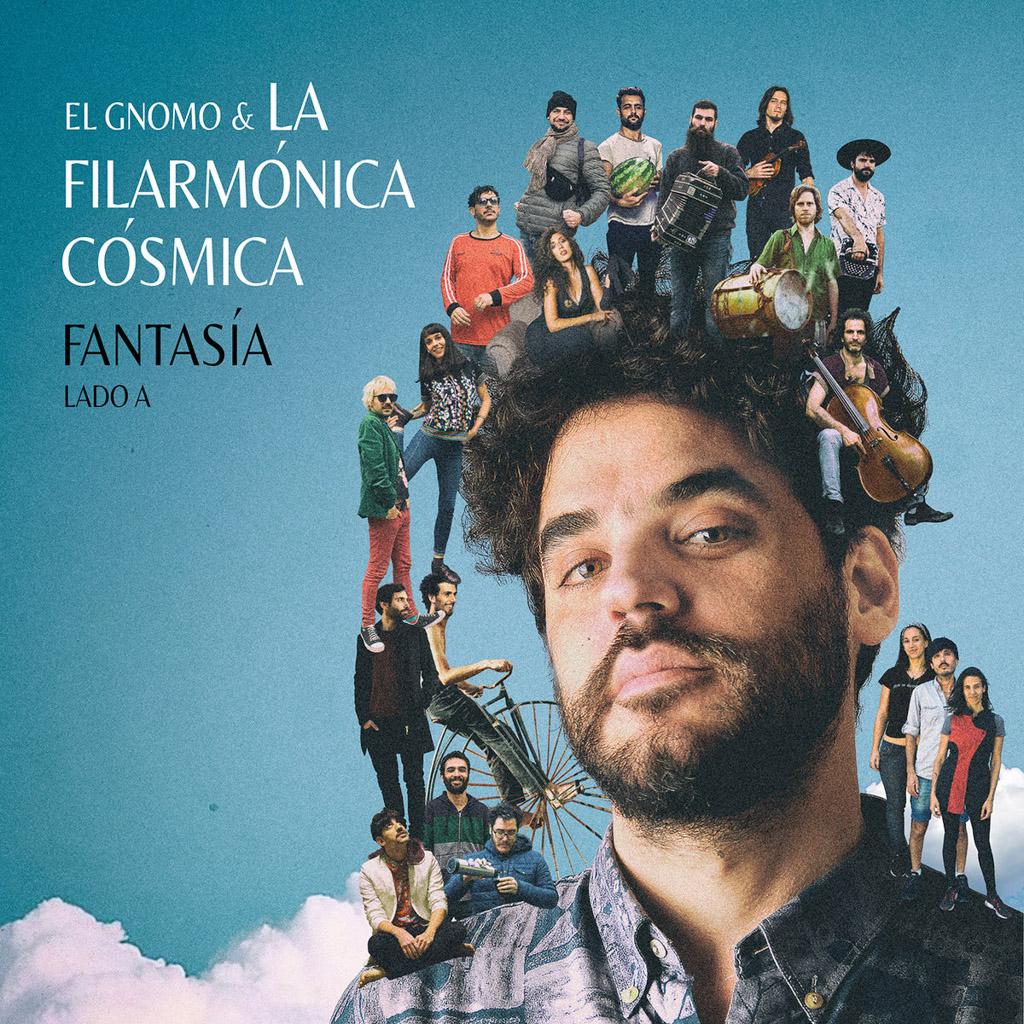 «Fantasía Lado A», La Filarmónica Cósmica