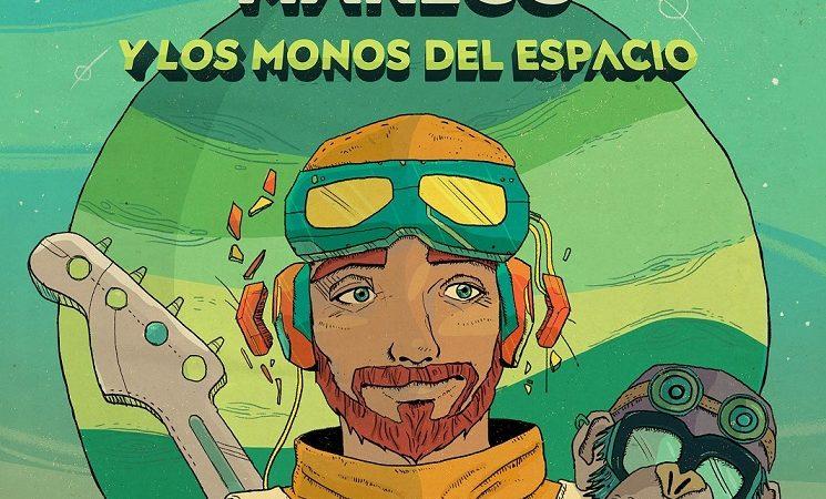 «Javier Mareco y Los Monos del Espacio IV», Javier Mareco y Los Monos del Espacio