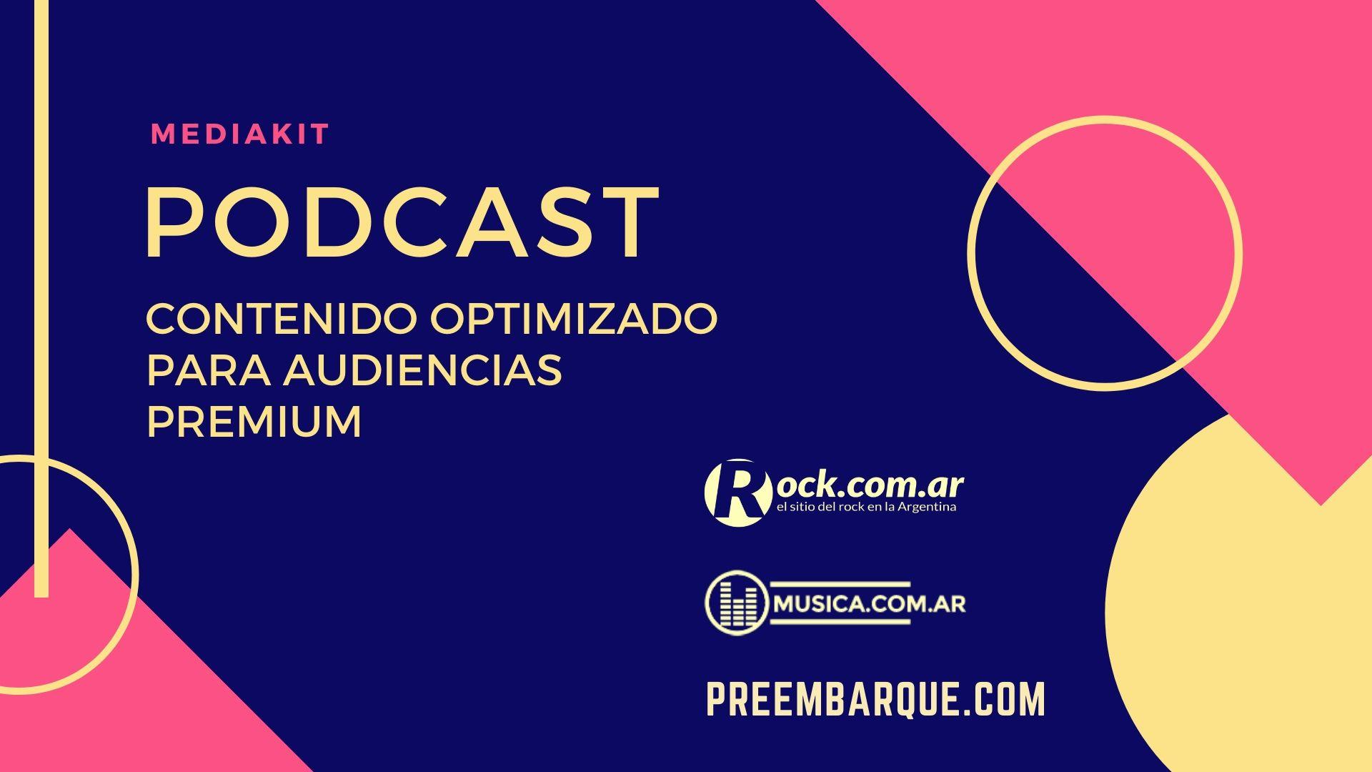 Mediakit Podcast