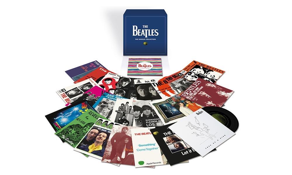 The Beatles para coleccionar: reeditan los simples en vinilo