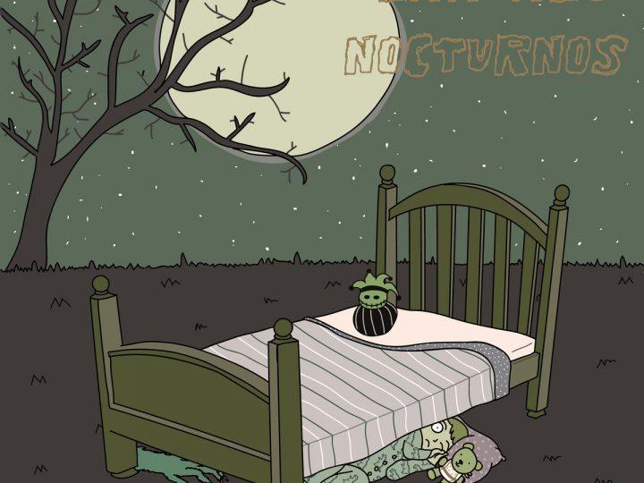 «El funeral de los monos», Terrores Nocturnos