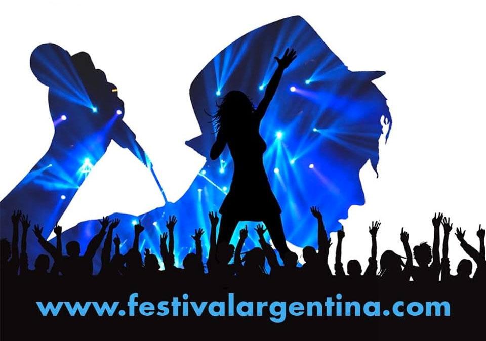 Gala final del Primer Festival de la Canción Argentina