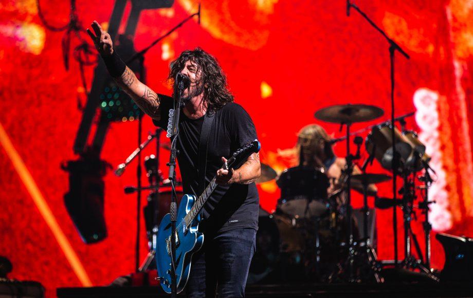 Foo Fighters y un nuevo EP de rarezas