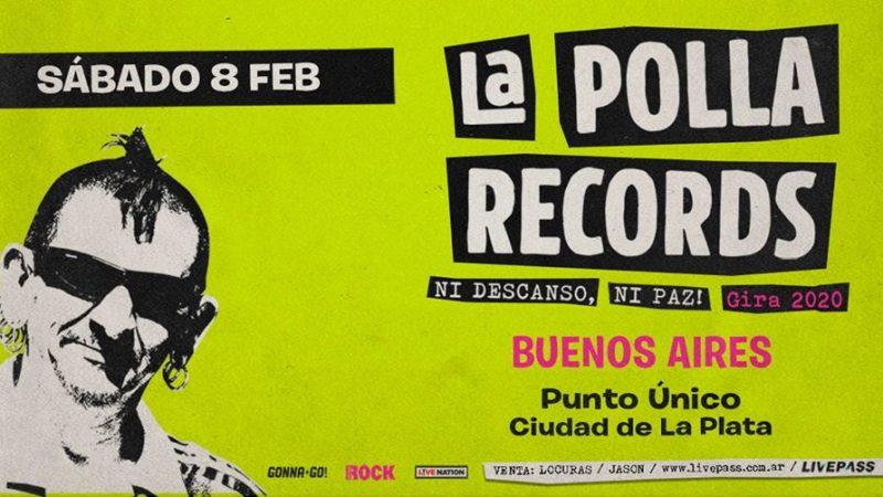 La Polla Records vuelve a la Argentina