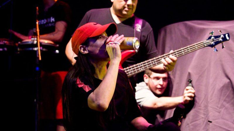 Mala Fama + Juan Ingaramo en el CIUDAD CULTURAL KONEX