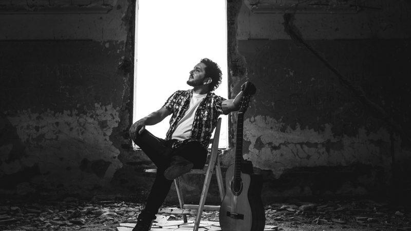 Nacho Serfaty adelanta su disco debut como solista
